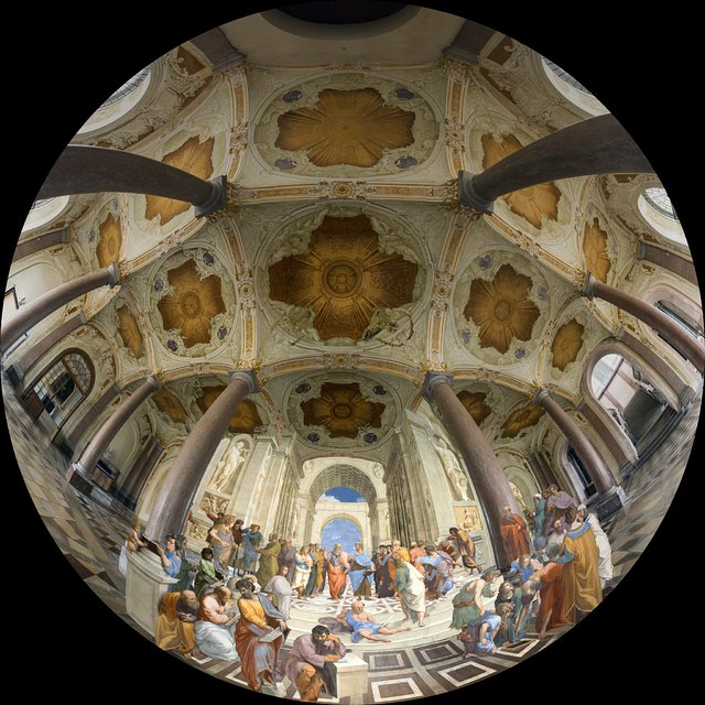 The School of Athens (fulldome)