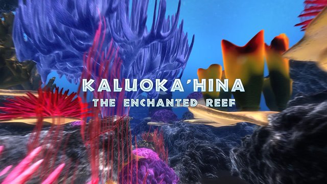 Kaluoka'hina, the Enchanted Reef (flat trailer, German version)
