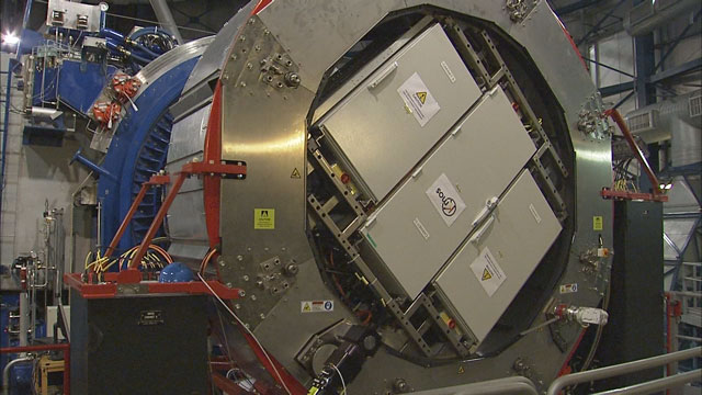 KMOS on the Very Large Telescope (part 1)