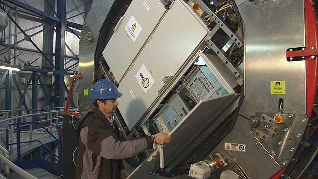 KMOS on the Very Large Telescope (part 5)