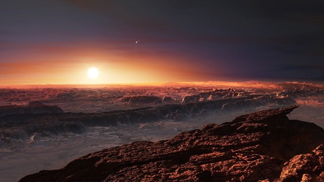 Destination: Proxima Centauri b