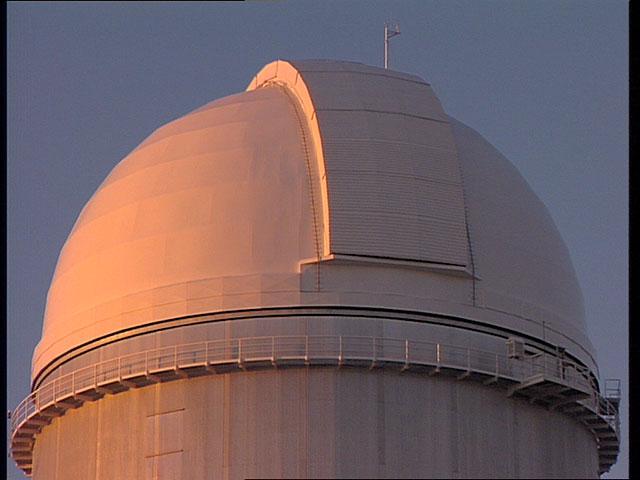 ESO 3.6-metre telescope dome