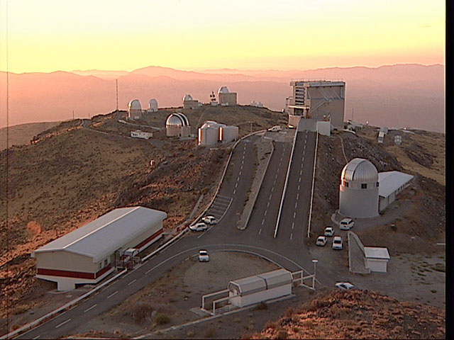 La Silla general view — 2