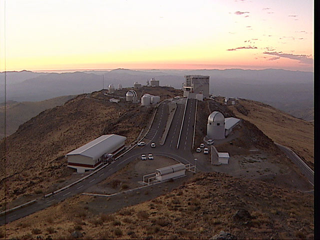 La Silla general view — 4