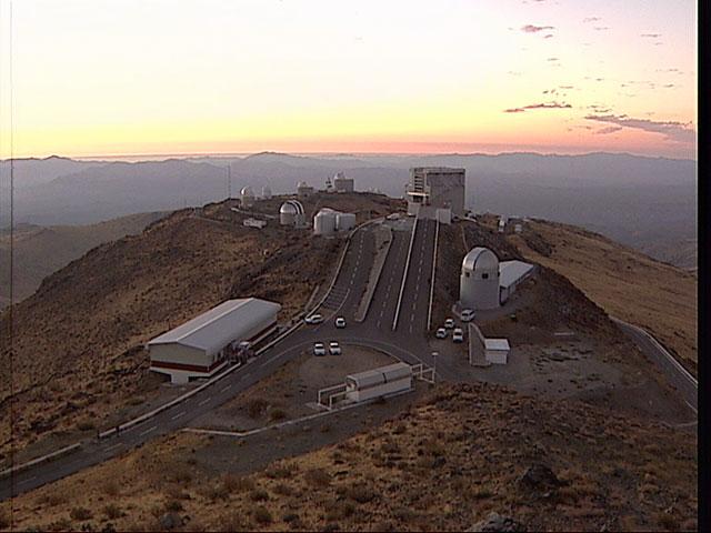 La Silla general view — 4