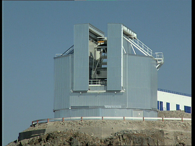 The New Technology Telescope (NTT) — 1