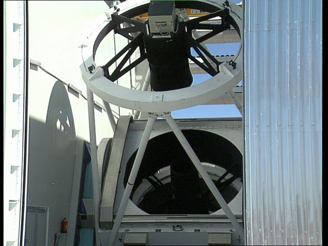 The New Technology Telescope (NTT) — 2