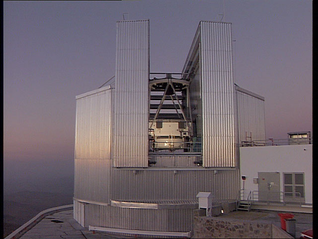 The New Technology Telescope (NTT) — 3