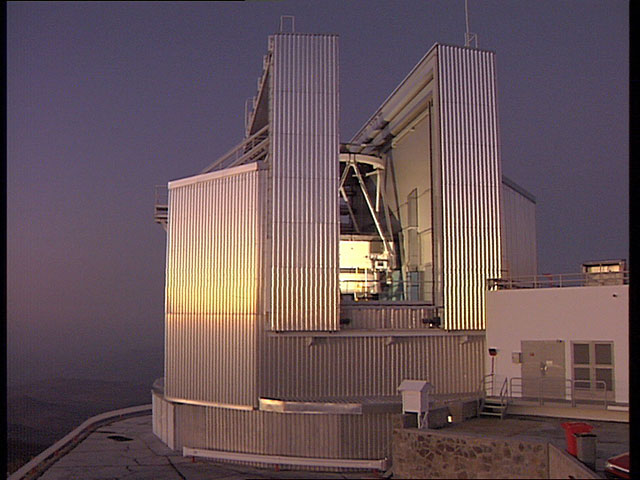 The New Technology Telescope (NTT) – 4