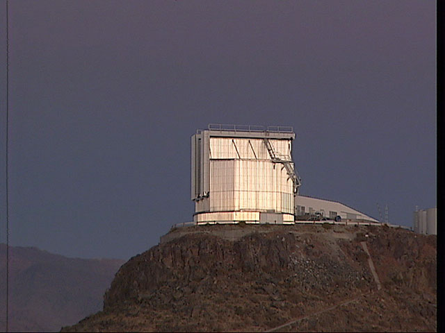 The NTT and the 3.6-meter Telescope