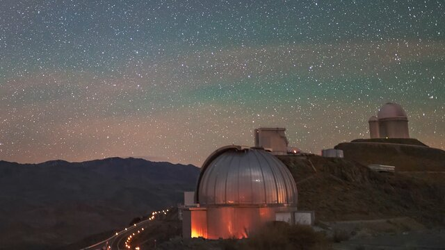 A myriad of stars at La Silla