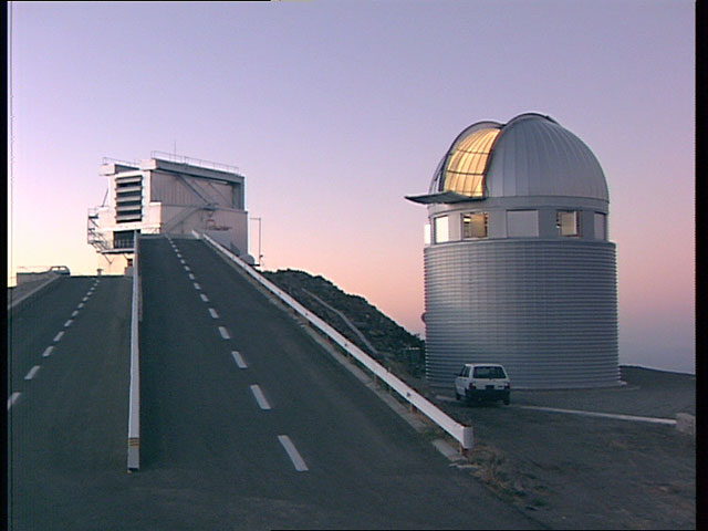 The Swiss Telescope - 1