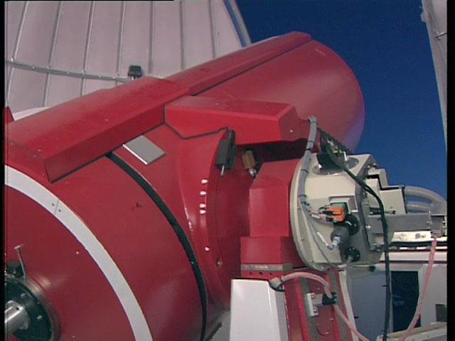 Swiss 1.2-metre Leonhard Euler Telescope — 5