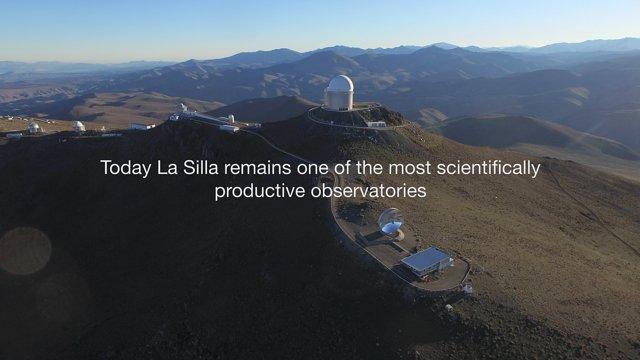 La Silla film promocyjny