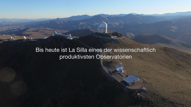 La Silla Trailer (German)
