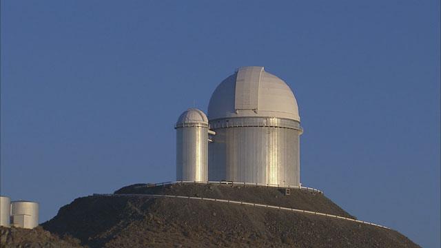 La Silla 3.6m Telescope 1