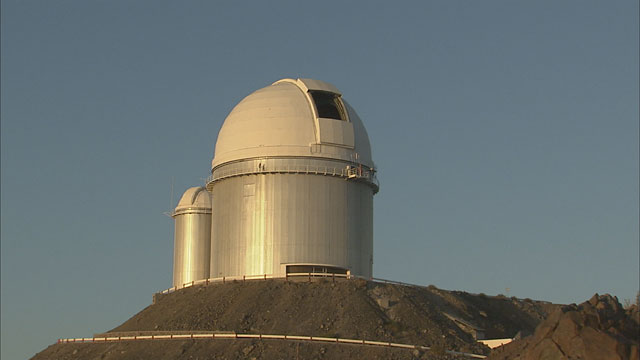 ESO 3.6-metre telescope — 3