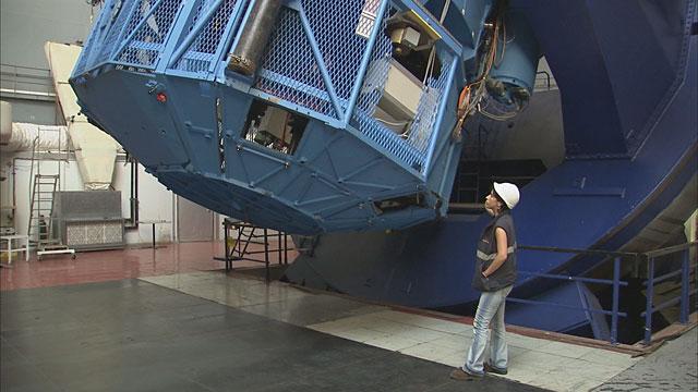 ESO 3.6-metre telescope — 5