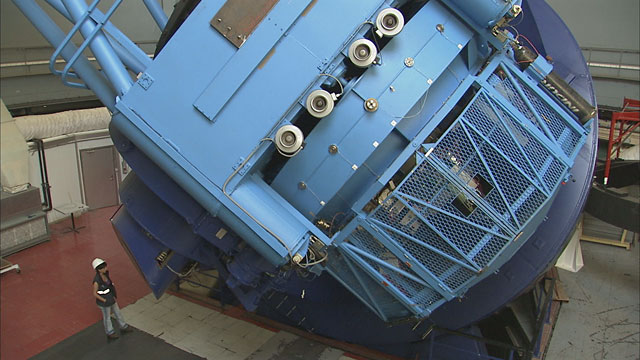 ESO 3.6-metre telescope — 6