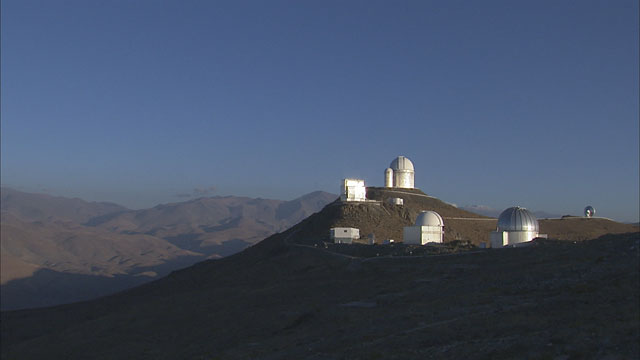 La Silla general view (part 1)