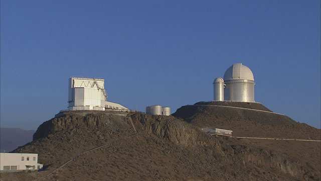 La Silla general view (Part 6)