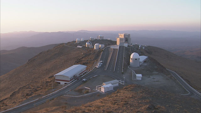 La Silla general view (part 8)