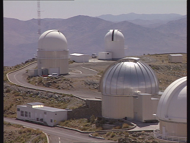 MPG/ESO 2.2-metre telescope in 1992 (part 2)