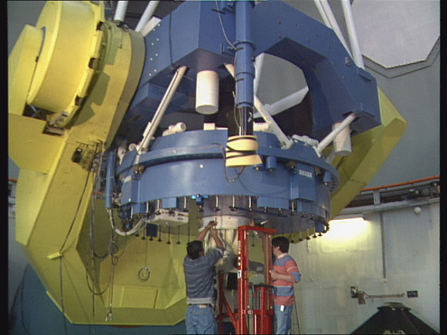 MPG/ESO 2.2-metre telescope in 1992 (part 3)
