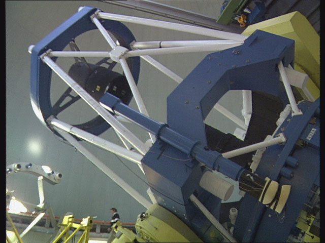 La Silla 2.2m Telescope in 1992 (Part 8)