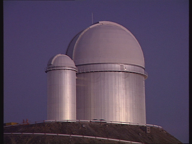 ESO 3.6-metre telescope in 1992 (part 1)