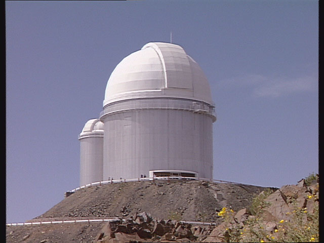 ESO 3.6-metre telescope in 1992 (part 2)