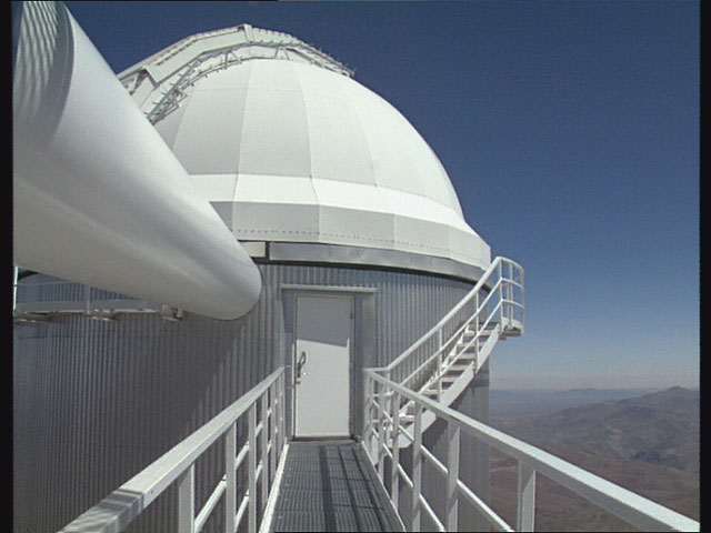 La Silla 3.6m Telescope in 1992 (Part 6)