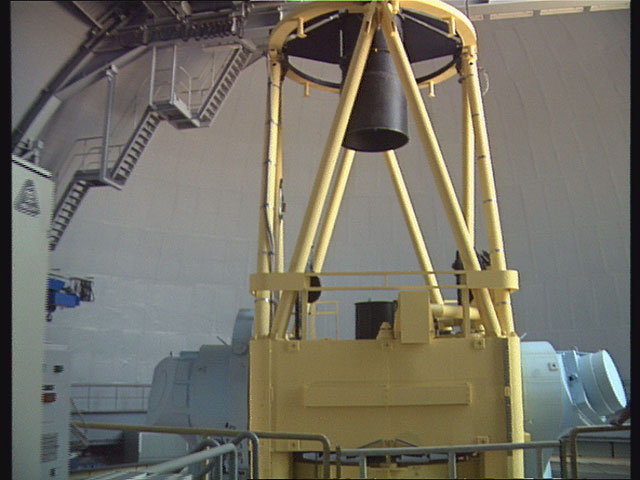 La Silla 3.6m Telescope in 1992 (Part 7)