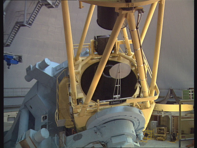 ESO 3.6-metre telescope in 1992 (part 8)