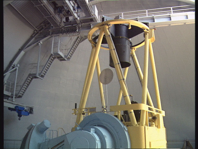 La Silla 3.6m Telescope in 1992 (Part 8)