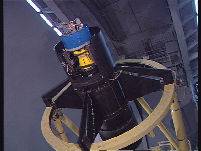 ESO 3.6-metre telescope in 1992 (part 10)