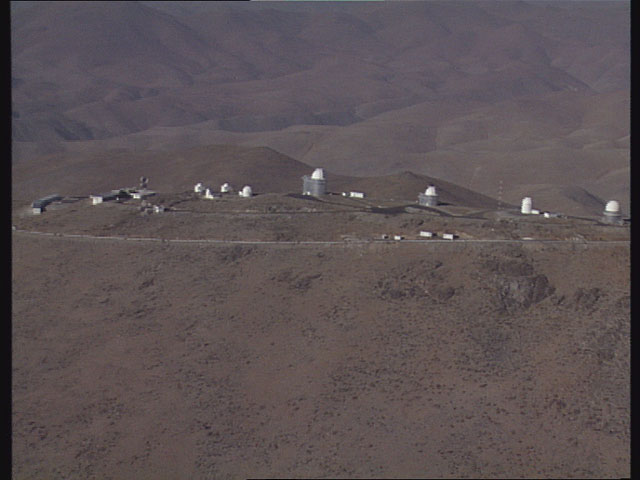 La Silla History 1992 (part 4)