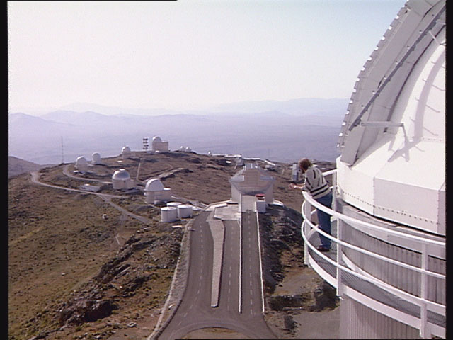La Silla history 1992 (part 6)