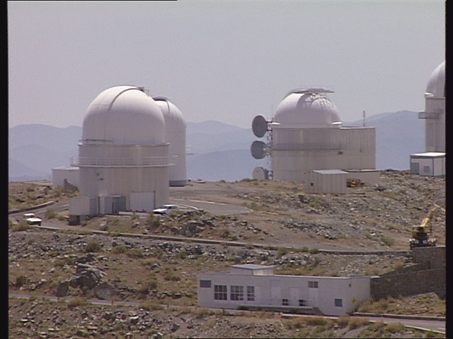 La Silla history 1992 (part 8)