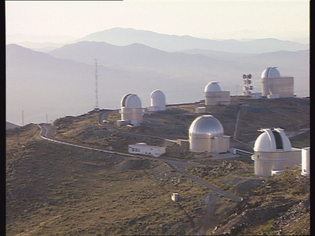 La Silla history 1992 (part 13)