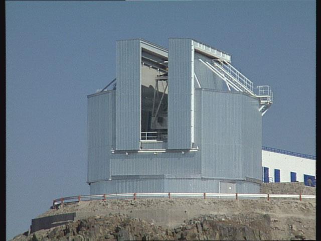 The New Technology Telescope (NTT) (part 1)
