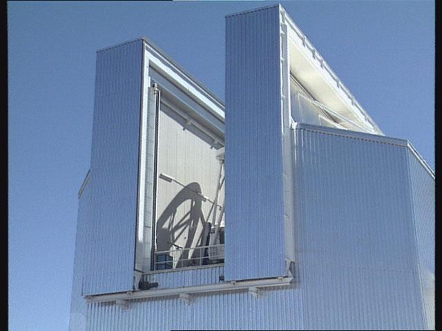 The New Technology Telescope (NTT) (part 2)