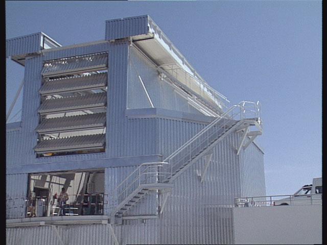 The New Technology Telescope (NTT) (part 3)
