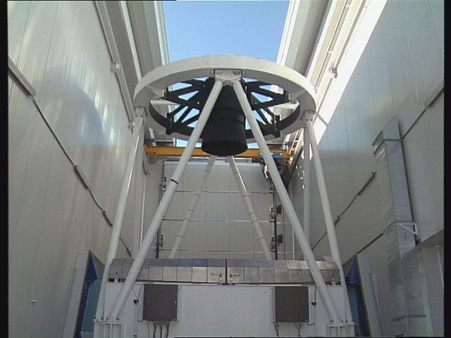 The New Technology Telescope (NTT) (part 13)