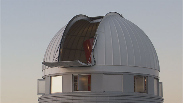 Swiss 1.2-metre Leonhard Euler Telescope (part 3)