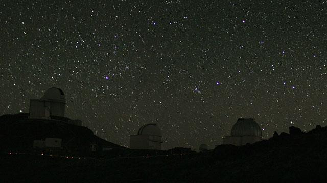 La Silla Time-lapse 161109