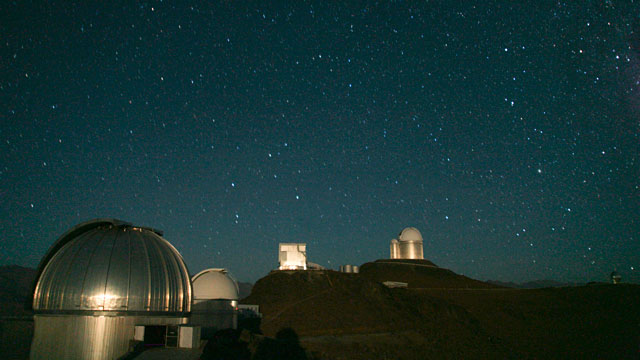 La Silla Time-lapse General View (1)