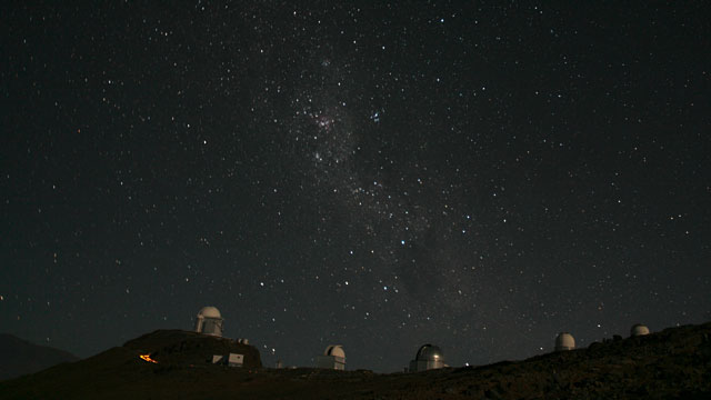 La Silla Time-lapse General View (2)