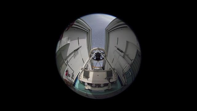 La Silla time-lapse NTT