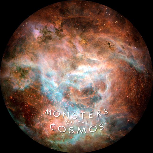 Monsters of the Cosmos (fulldome)